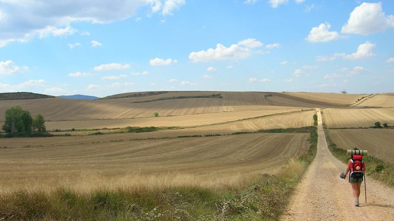pelgrim-onderweg
