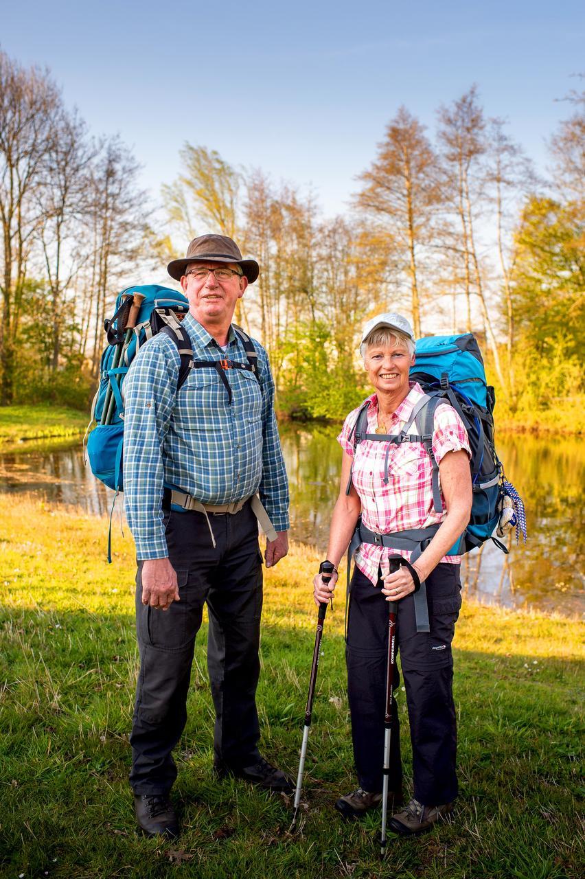Tineke en Eeuwe Geertsma