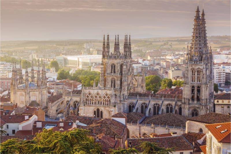 Burgos-kathedraal